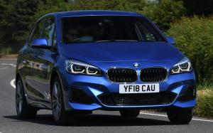 2018 BMW 225xe Active Tourer M Sport (UK)